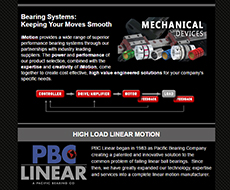 Bearings: Keeping Your Moves Smooth