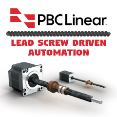 Lead Screw Driven Automation