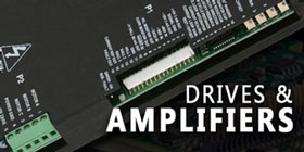 amplifiers and drives